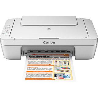 Canon PIXMA MG2570 Mutifunction Inkjet AIO Printer