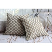 White Cushion Cover ( Set Of 2)