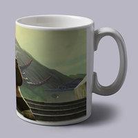 Kung Fu Panda Coffee Mug