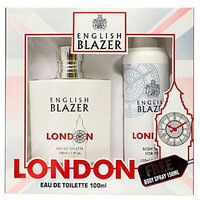 English Blazer London Body Spray For Men.100ml + Deodrent