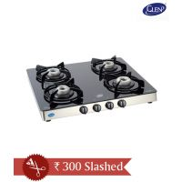 Glen Gl 1042 Gt Glass Gas Cooktop