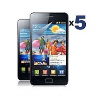 Pack Of 5 Screen Protectors For Micromax Unit 2 A106