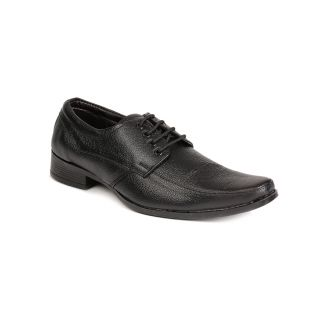 Blue-Tuff Men's Formal Shoes In Black - Durby