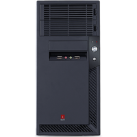 IBall Desktop PC Cabinet I459 Entry Level With SMPS