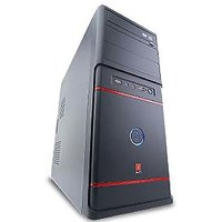IBall Desktop PC Cabinet I6363 Entry Level Designer With SMPS