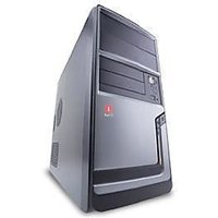 IBall Desktop PC Cabinet I2241 Small Form With SMPS