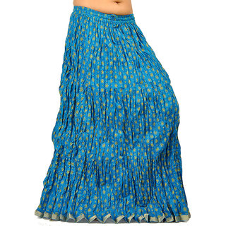 Shoppingtara  Ethnic Cotton Long Skirt 232