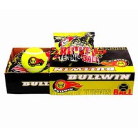Bullwin Cricket Tennis Ball - Pack Of 12