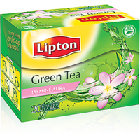 Lipton Green Tea Jasmine Aura 20 Bags