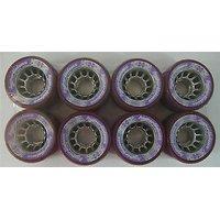 Hyper Licious 62mm Quad Skate Wheels Set Of 8 Wheels