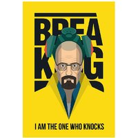 Breaking Bad Poster 12x18 (A3 Size)