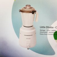 Shivalik Little Dhaba (Heavy Duty Comercial Mixer, 1400W) COD And Free Shipping