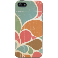 DailyObjects Retro Escape Pattern Case For IPhone 5/5S