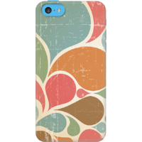 DailyObjects Retro Escape Pattern Case For IPhone 5C