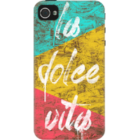 DailyObjects La Dolce Vita Case For IPhone 4/4S