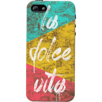 DailyObjects La Dolce Vita Case For IPhone 5/5S