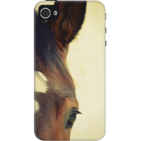 DailyObjects Tessie Close Up Case For IPhone 4/4S