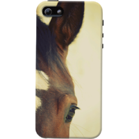 DailyObjects Tessie Close Up Case For IPhone 5/5S