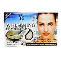 Pearl Whitening Skin Smooth Soap With Natural & Pearl Extracts -100% Original