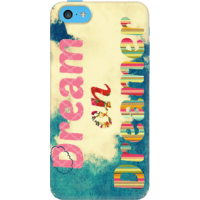 DailyObjects Dream On Dreamer Case For IPhone 5C