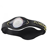 Novafit Power Balance Band - Black (Large & Extra Large)