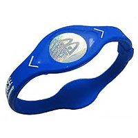 Novafit Power Balance Band - Blue (Large & Extra Large)