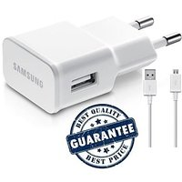 Micro USB Charger With Data Cable For Samsung, Sony, BlackBerry, Nokia, HTC, LG