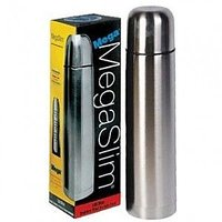 Vaccum Flask Megaslim Stainless Steel 500 Ml Mega Slim Hot Cold Bottle Travel - 6505936