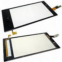 Display Touch Screen Digitizer Glass For Nokia Lumia 720 - Black
