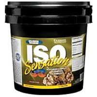 Ultimate Nutrition Iso-Sensation 93- 5 Lbs Strawberry