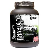 SSN ANABOLIC MUSCLE GAINER, 5.5LBS, STRAWBERRY FLAVOUR - 6527468