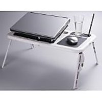E Table Foldable & Portable Laptop Stand