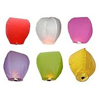 India Sky Lanterns - Pack Of 20