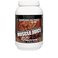 Ultimate Nutrition Muscle Juice- 2.25 Kg Vanila