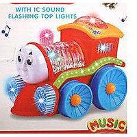 Thomas Train With LED Lights, Music & Rotation