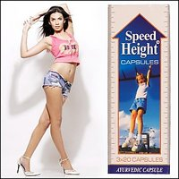 SPEED HEIGHT Herbal Caps (120 Capsules) Increases Height