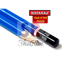 Natraj Pencils - Jumbo Pack Of 100 Pencils