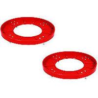 LPG Gas Cylinder Trolley (Set Of 2)