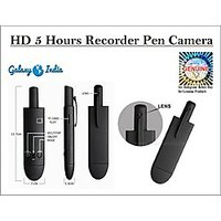 Spy Pen Camera 5 Hour Audio And Video Recording 5 MP (HD)