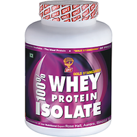 Whey Protein Isolate 4.4 Lbs. SNT(Strawberry)