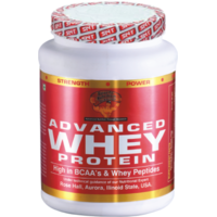 Advanced Whey Protein 1 KG Chocolate + FREE (  SHAKER )