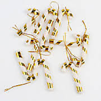 TrendyCollection Christmas Tree Decoration Multi Colour Sticks Pack Of 12 Pisces