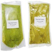 Henna Leaves Powder 1 X 100 Grams And Indigo Leaves Powder 1 X 100 Grams