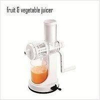 Ganesh Plastic Manual Hand Juicer For Fruits & Vegetables