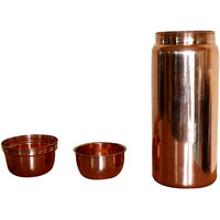 You Can Now Gift A Pure Copper Hot & Cold Big Water Bottle