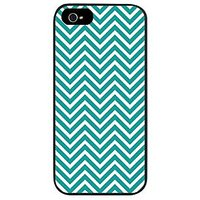 Kapple ZigZag Design Back Cover Case For Apple IPhone 5/5s
