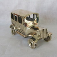 Brass Vintage Car Miniature Showpiece,Handicrafts,Home Decor,Gift,collectibles