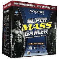 Dymatize Super Mass Gainer 12LBS(5.4KG)