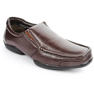 Fortune Voguish Mens Brown Comfort Shoes