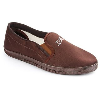Gliders Voguish Mens Brown Casual Shoes